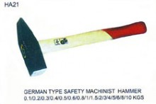 GERMAN TYPE SAFETY MACHINIST HAMMER 0.1/0.2/0.3/0.4/0.5/0.6/0.8/1/1.5/2/3/4/5/6/8/10 KGS